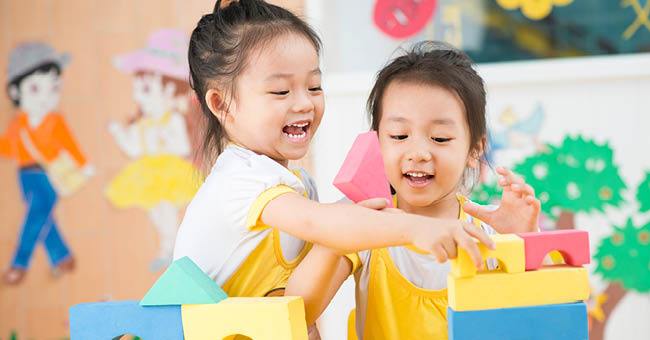 Gender Identity in Preschool Children