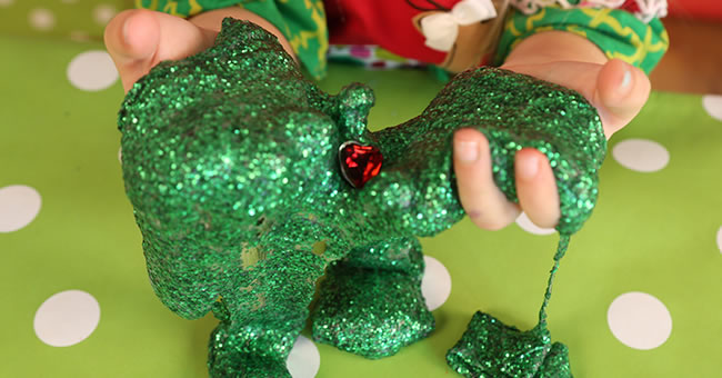 Grinch Inspired Activities