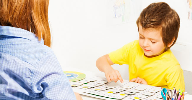 Helping Children with Autism Communicate
