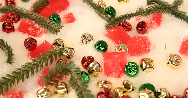 Holiday Sensory Bin Activity