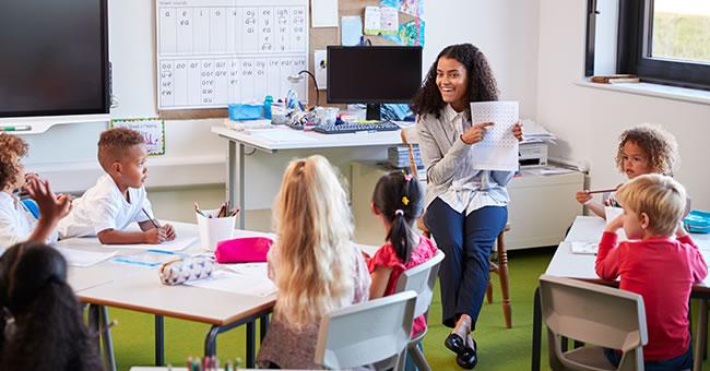 kindergarten teaching