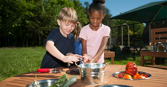 Six Outdoor Classroom Ideas for Preschoolers