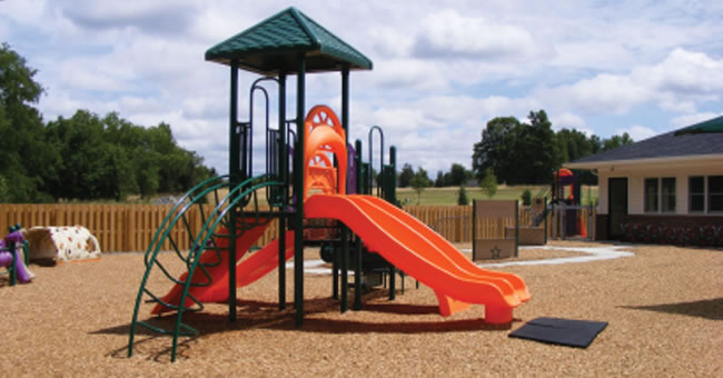 Playground Surfacing Option