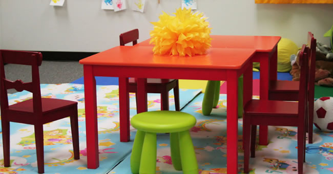 Planning Preschool Classroom Layout