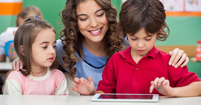 How to Set Up Your Preschool Technology Learning Center