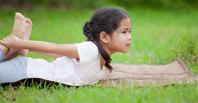 7 Benefits of Yoga for Young Kids