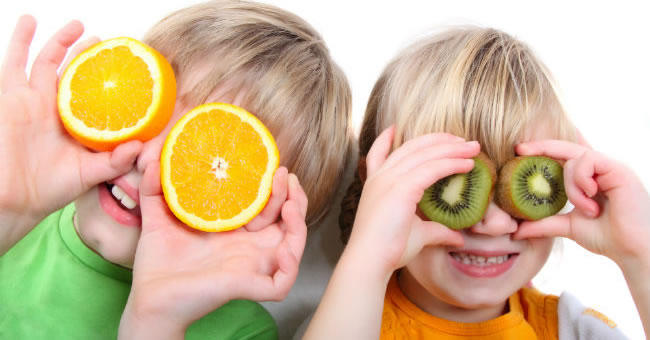 Four Fun Ways to Teach Children About Nutrition