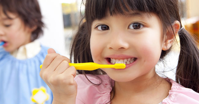 Teaching Children About the Importance of Dental Health