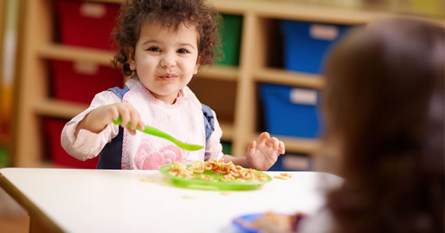 Teaching Preschoolers About Nutrition Kaplan Early Learning Company