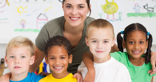 Helping Kids Transition to Kindergarten