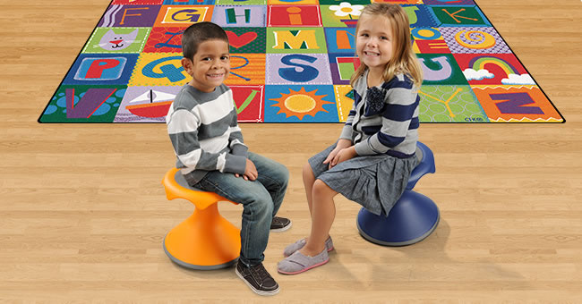 Uses for Hokki Stools in the Classroom