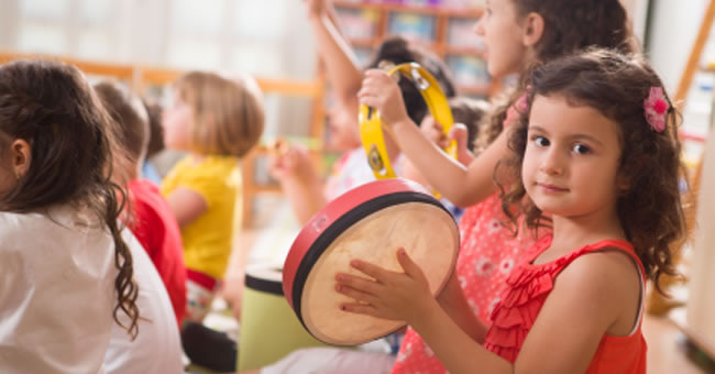 Using Music and Movement Activities to Help Children Learn and Grow