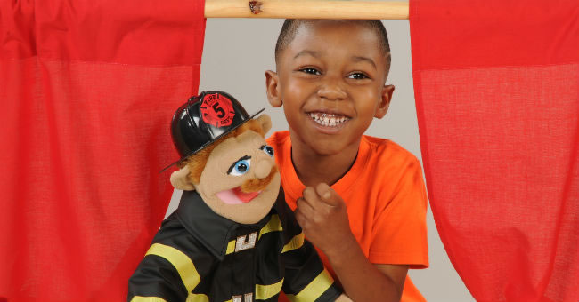 Understanding Why Children Love Puppets