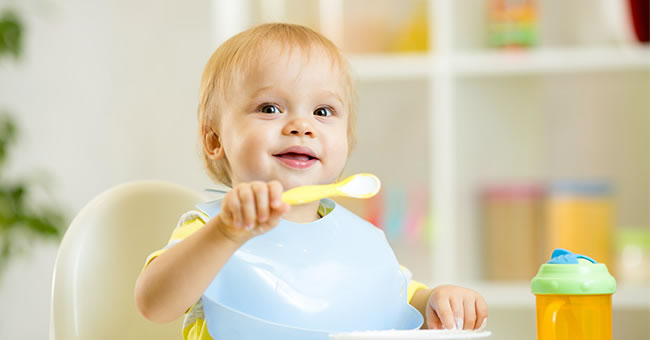 Why Routines Are Important for Infants and Toddlers