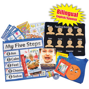 Feeling Buddies Self-Regulation Kit