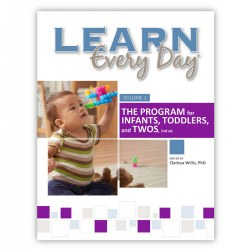 Learn Every Day: Infants and Toddlers