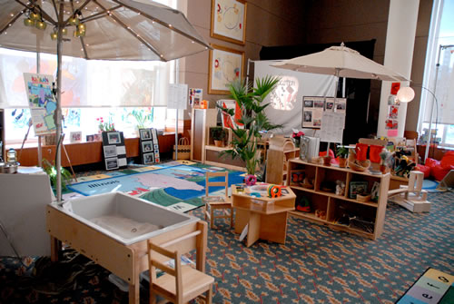 Kaplan Classroom Design ~ Illinois preschool for all children resource site