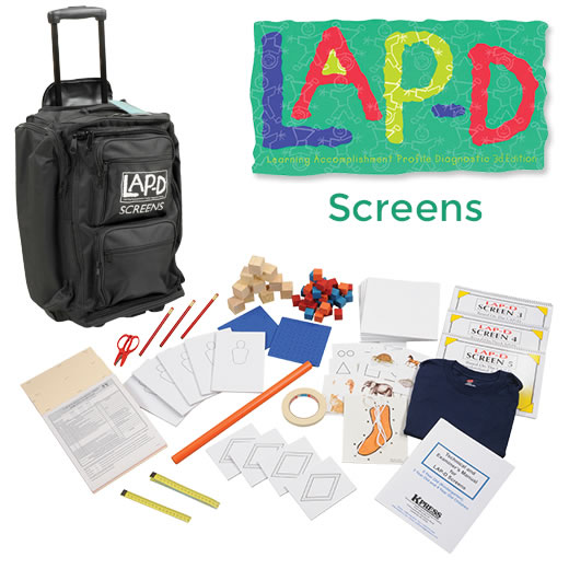 LAP-D Screens