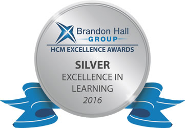 Brandon Hall Group - Silver Award