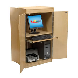 Computer Desks & Storage