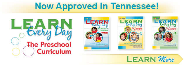 Learn Every Day Approved in Tennessee