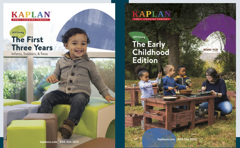 2021 Early Childhood Edition and 2021 Infants, Toddlers, and Twos Edition