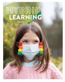 Hybrid Learning Catalog Cover