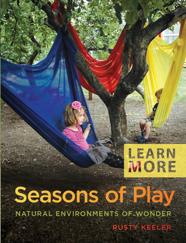 Seasons of Play: Natural Environments of Wonder - Paperback - 81316