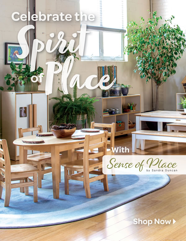 Celebrate the Spirit of Place