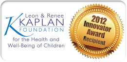 Kaplan Foundation 2012 Innovator Award Recipient
