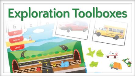 Exploration Toolbox