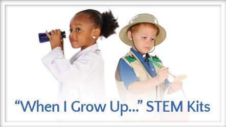 When I Grow Up STEM Kits
