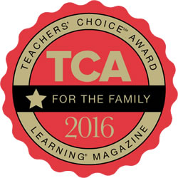 Learning® Magazine 2016 Teachers' ChoiceSM Award