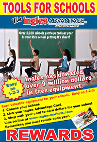 Ingles Tools For Schools Poster